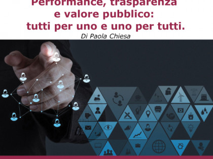 Il valore della rendincontazione e della partecipazione nella PA. White Paper di Paola Chiesa.