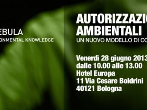 Bologna, 28 Giugno – Autorizzazioni Ambientali