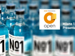 Presentazione Webdistilled al Open di Milano