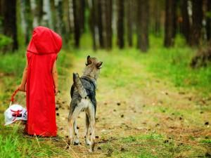 Lupus in Fabula. Quando Cappuccetto Rosso è amica del lupo!
