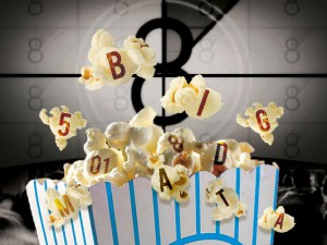 Stasera cinema o televisione? Rispondono i Big Data!