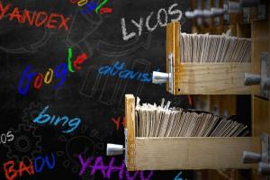 Storia dei motori di ricerca