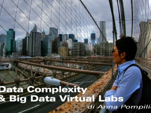 Data Complexity & Big Data Virtual Labs. Di Anna Pompilio.