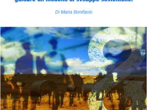 La legislazione in materia ambientale e i modelli di sviluppo sostenibile. White Paper di Maria Bonifacio.