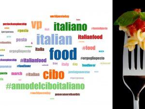 Gli alti e bassi del cibo italiano. Monitoraggio online a cura di Sara Di Paolo.