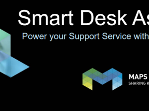 Gestire i processi di Service Desk con l'Intelligenza Artificiale: ecco Smart Desk Assistant di Maps.