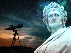"""Visibilità: l'immaginazione che ci """"piovve dentro"""". Da Dante ai giorni nostri."""