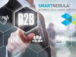 L'evoluzione dei Portali B2B: sicurezza, efficienza e modalità collaborativa con il nuovo software SmartNebula.