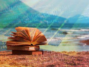 Le letture per l'estate consigliate da #6MEMES. In punta di parola e di dato.