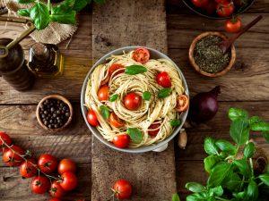 Freaking out: tutti pazzi per il cibo italiano! A cura di Sara Di Paolo.