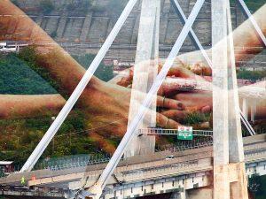 Noi siamo quel ponte, il primo ponte siamo noi. Di Sara Di Paolo.