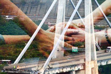 Il ponte siamo noi. Di sara Di Paolo.
