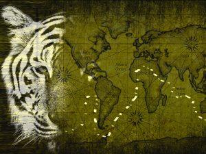 Trarre informazioni dalla mappa (geografica) del mondo: da Sandokan ai giorni nostri. A cura di Giulio Destri.