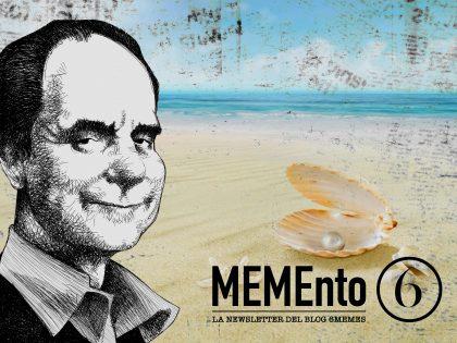 """Consigli di lettura in riva al mare? Ecco le """"perle"""" di MEMEnto6."""