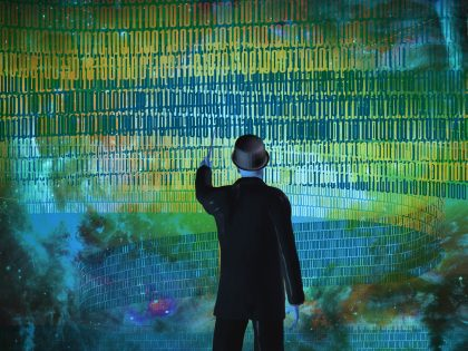 """Data Driven, realtà e """"sostenibilità"""". Passando da Magritte. White Paper di Anna Pompilio."""