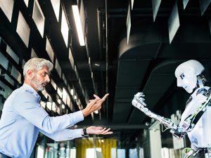 Intelligenza Artificiale e Interoperabilità: dove finisce la Macchina e inizia l'Uomo…