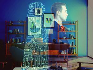 Virtualizzazione dell'esperienza dell'utente non solo per quanto riguarda le pratiche d'acquisto: il lavoro a distanza. Di Lilith Dellasanta.