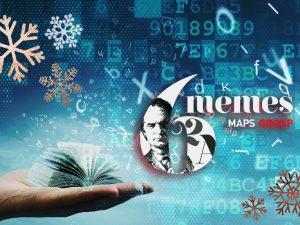 Tempo ritrovato: dal blog #6MEMES, consigli di lettura (e visione) per questo Natale