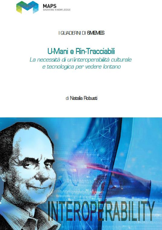 White Paper di Natalia Robusti - Interoperabilità Uomo-Macchina