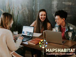 Maps HABitat, il remote working come aiuto efficace contro il disengagement dei dipendenti